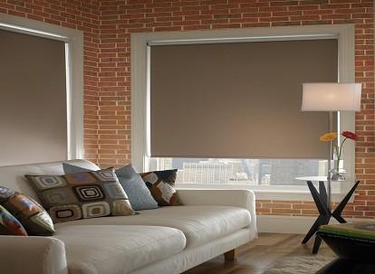 Nulite Premium Room Darkening Solar Shades