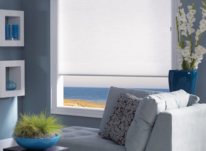 Timber Light Filtering Pleated Shades - Unlined