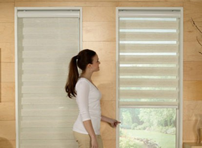 Phase II Super Value Roller Sheer Shades