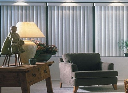 "3 1/2"" Graber Vinyl Vertical Blinds"