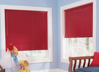 "Graber Classics 1"" Aluminum Mini Blinds 6-Gauge"