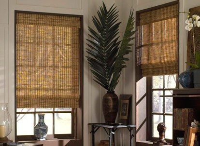 Phase II Woven Wood Shades