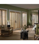 "2 1/2"" Timber Express Faux Wood Blinds"