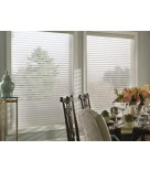 "Nulite Premium Vienna 2"" Light Filtering Sheer Horizontal Shades"
