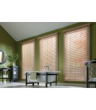 "2 1/2"" Graber Lake Forest/Premium Faux Wood Blinds"