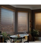 "2"" Timber Express Faux Wood Blinds"