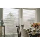 "Nulite Premium Vienna 2"" Light Filtering Sheer Horizontal Shades"