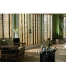"""2 1/2"""" Timber Premium Faux Wood Blinds"""