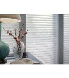 "Blindsmax Exclusive 2"" Light Filtering Sheer Horizontal Shades"