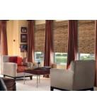 Nulite Premium Woven Wood Roman Shades