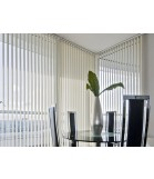 "3 1/2"" Nulite Prestige Free Hanging Fabric Vertical Blinds"