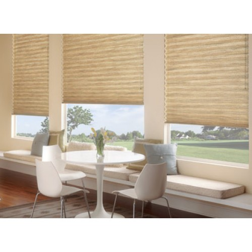 Graber 1 Quot Evenpleat Light Filtering Pleated Shades
